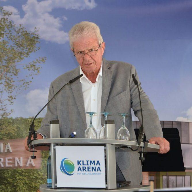 Dietmar Hopp Grußwort