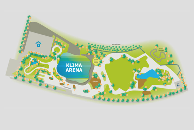 KLIMA ARENA ruft zur Baumpatenschaft auf