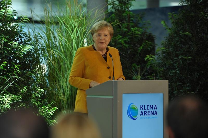KLIMA ARENA in Sinsheim feierlich eingeweiht