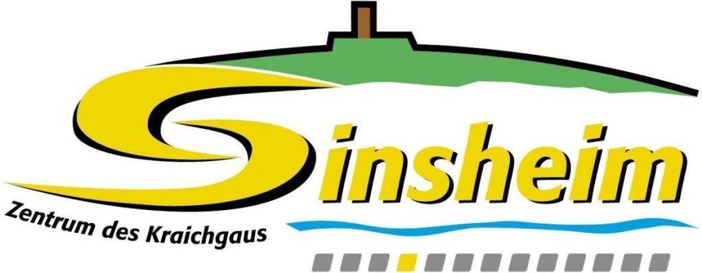 Logo Sinsheim Zentrum des Kraichgaus