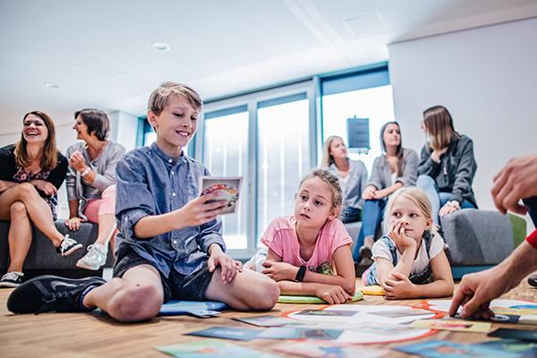 Auflüge für Kindergärten und Schulen