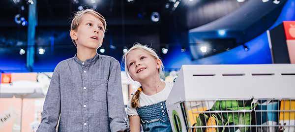 Klima-Supermarkt