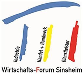 Logo Wirtschafts Forum Sinsheim
