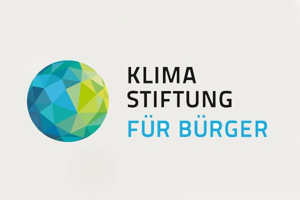 Logo KLIMA Stiftung für Bürger mit Hintergrund