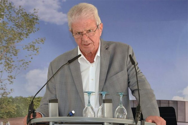 Dietmar Hopp Stifter