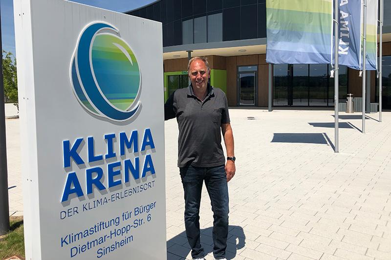 Klaehn leitet Kommunikation der Klimastiftung
