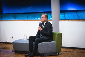 Gerrit Kleemann, Amtsleiter Landwirtschaft und Naturschutz des Rhein-Neckar-Kreises