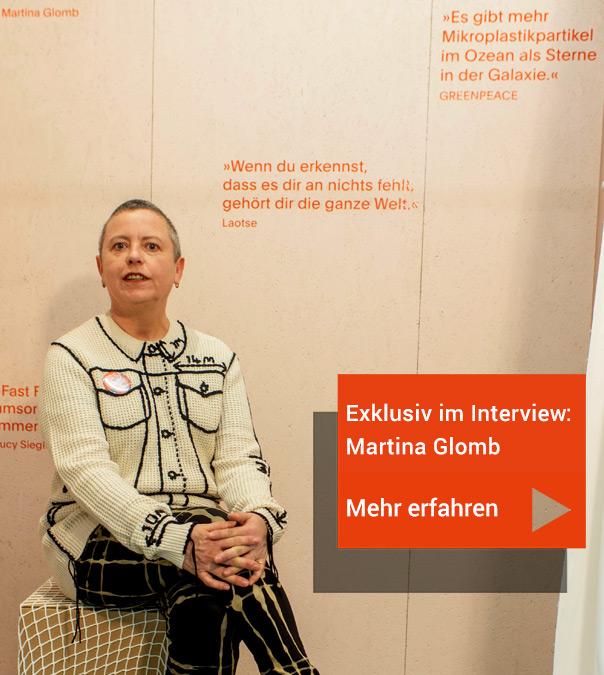 """Modeschöpferin Martina Glomb über die Ausstellung """"use-less"""" in Sinsheim"""