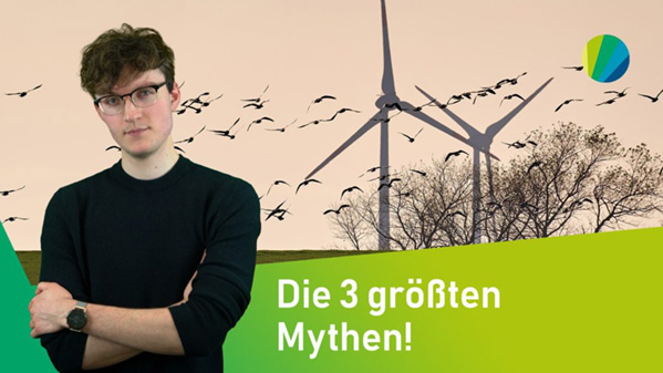 Mythen der Windenergie!