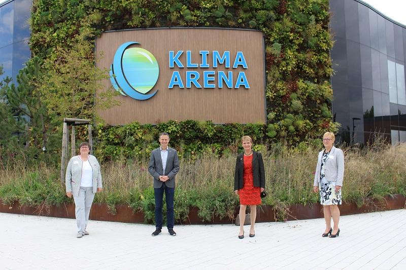 KLIMA ARENA schließt Kooperation mit LandFrauenverband