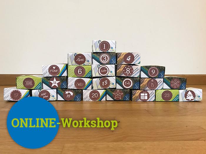 Adventskalender - Online-Workshop