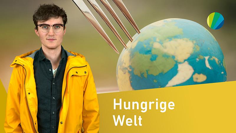 Hunger – Ein lösbares Problem? Der Weltacker   on:spot