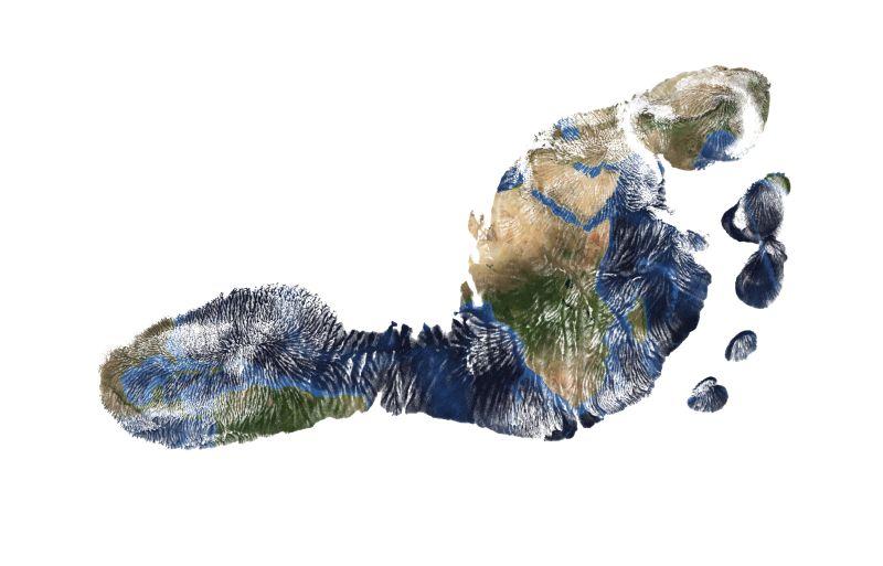 Ökologischer Fußabdruck - Deeper Learning