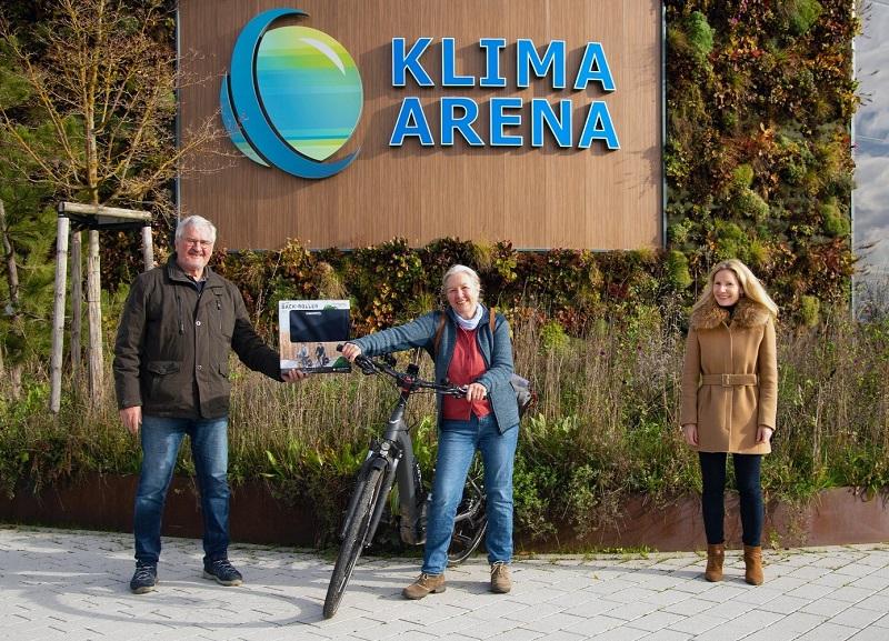 Stadt Sinsheim und KLIMA ARENA engagieren sich für die Initiative Stadtradeln