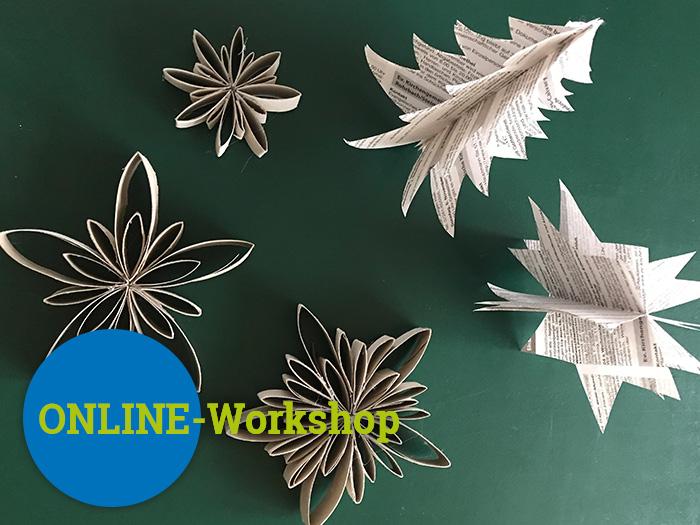 Weihnachtsbaumschmuck - Online-Workshop