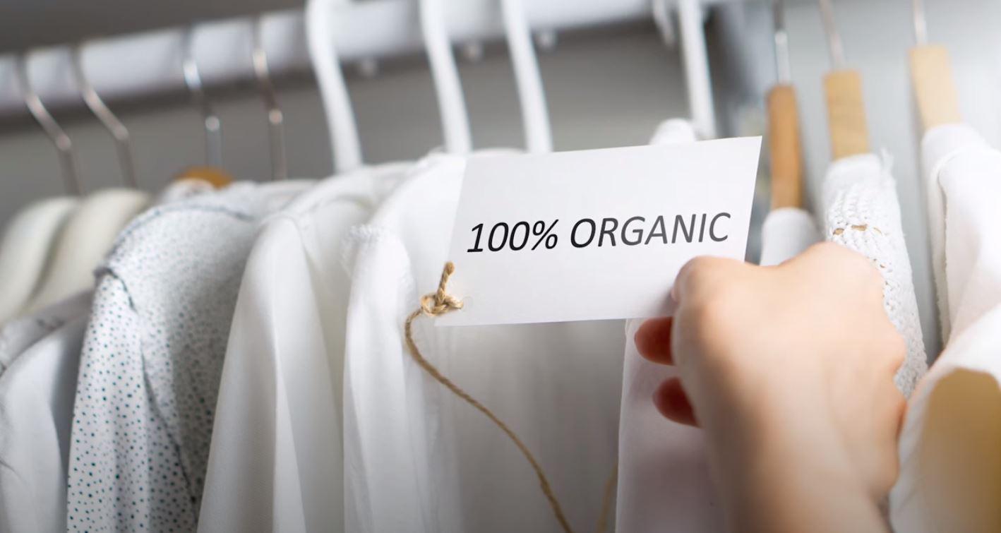 Organische Kleidung
