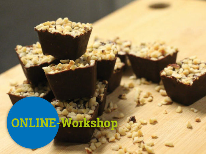 Pralinen selbst herstellen - Online-Workshop