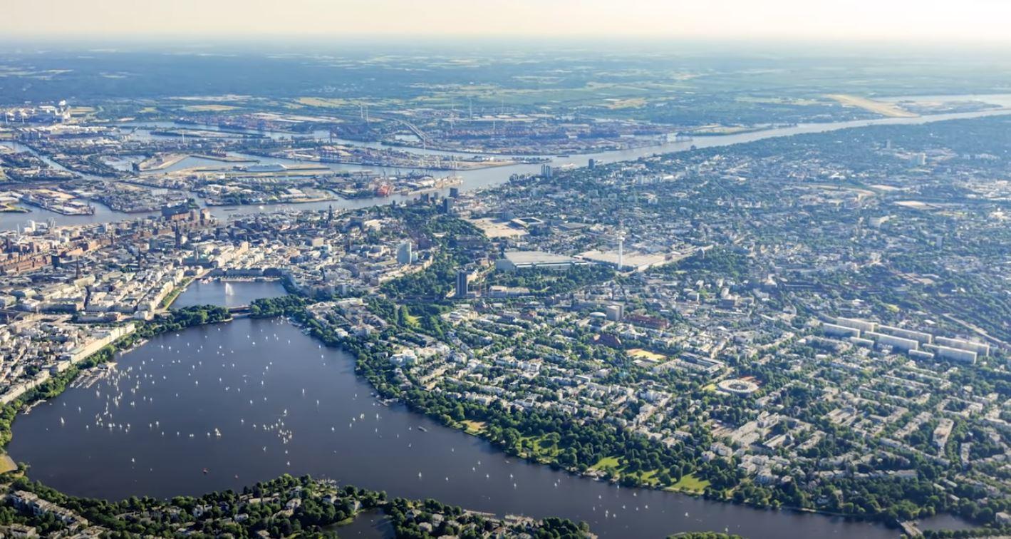 Wasser Großstädten