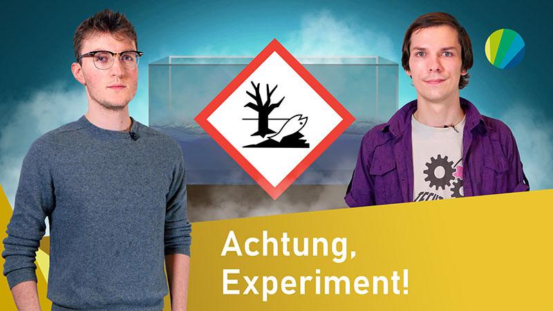 Techtastisches Experiment: Achtung, saure Meere! | on:spot