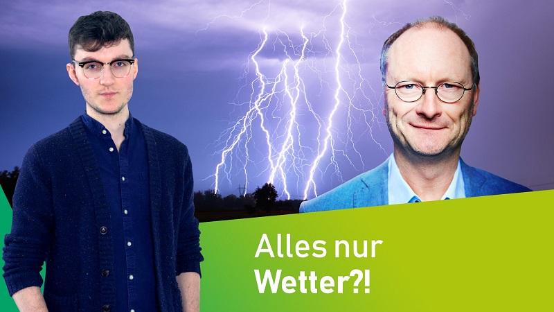 Wetter vs. Klima | Gespräch mit Wetterexperte Sven Plöger!