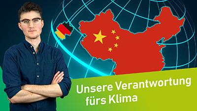 Klimaschutz: Wie viel Verantwortung hat Deutschland? | green:screen