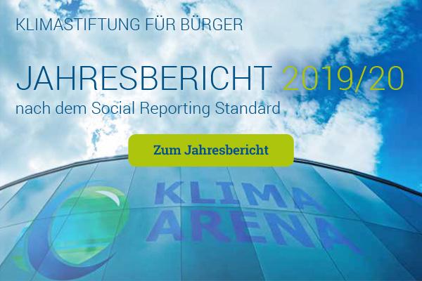 Jahresbericht der Klimastiftung für Bürger veröffentlicht