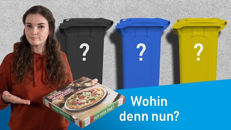 Mülltrennung: 4 Dinge, die (fast) alle falsch machen