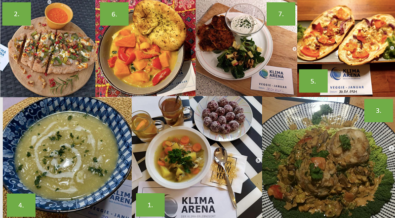 Veggie-Kochabende: Abwechslung steigert die Motivation