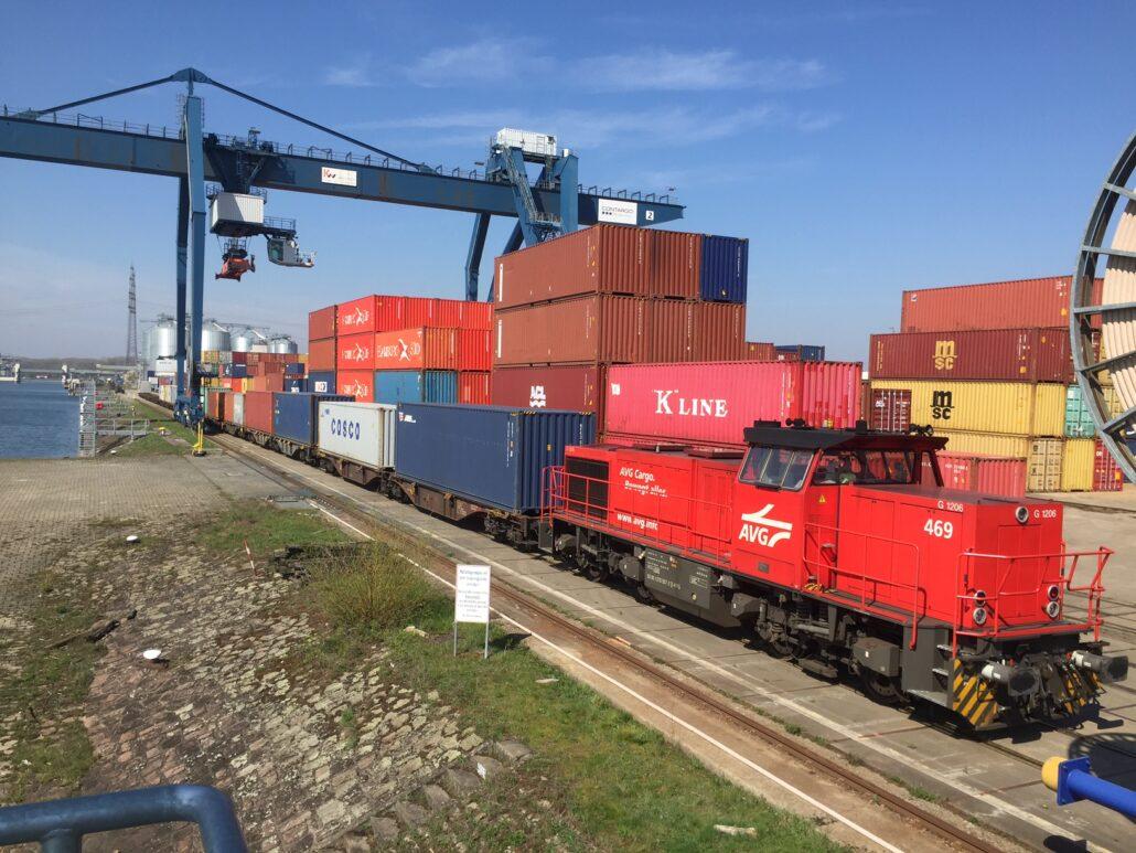 Logistik und Gueterverkehr