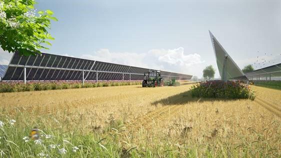 """Klima Forum am 9. Juni: """"Agri-Photovoltaik – Ein Agrarsystem der Zukunft"""""""