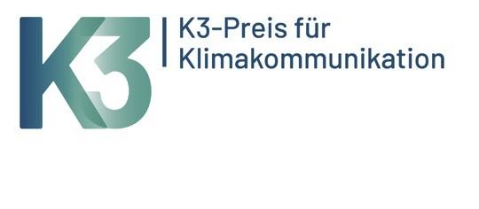 K3-Preis für Klimakommunikation – jetzt bewerben!