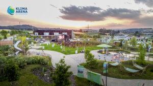 Open-Air Kino im Themenpark der KLIMA ARENA am Freitag 2. Juli 2021