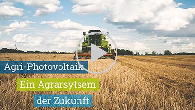 """Klima Forum """"Agri-Photovoltaik – Ein Agrarsystem der Zukunft"""""""