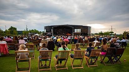 """KLIMA ARENA Open-Air-Wochenende – eine gelungene """"Sinfonie für unsere Erde"""""""