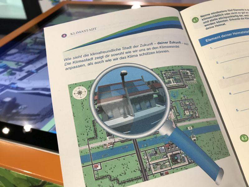 Forscherrallye - Klimaschutz & Nachhaltigkeit (Klasse 11 bis 13)