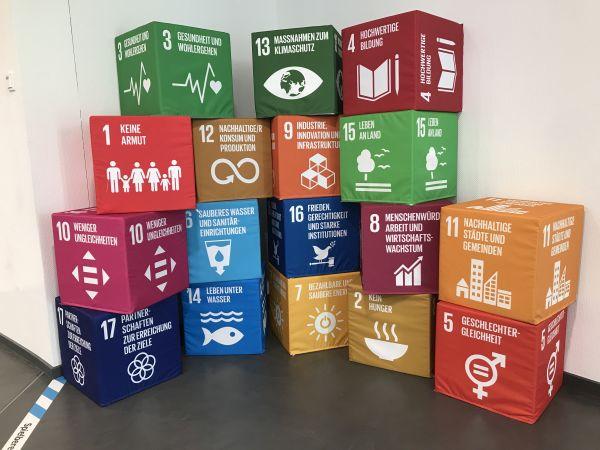 Spurensuche SDG (Klasse 5 bis 10)